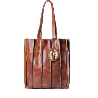 luxury leather bag halle handbag small