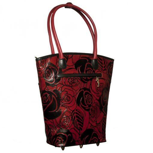 luxury leather bag Summer Back