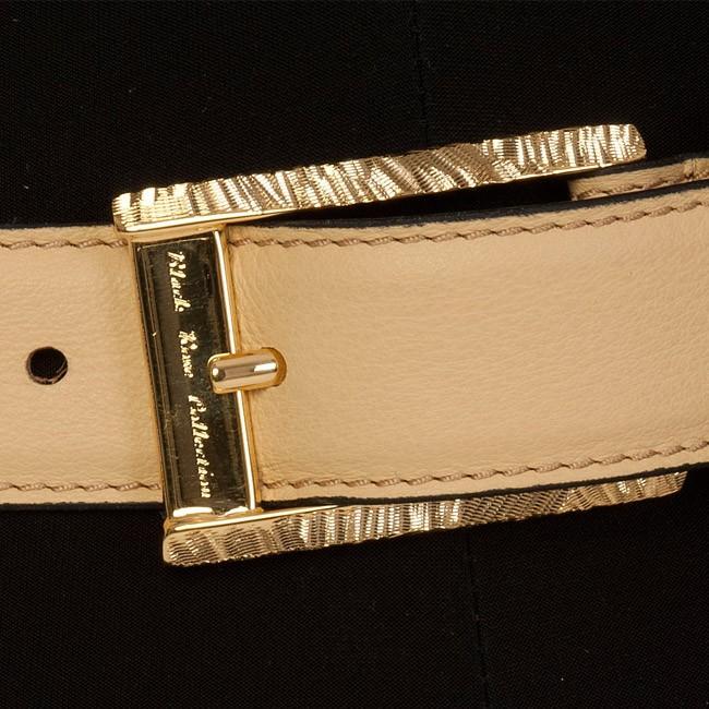 luxury leather belts Amethyst