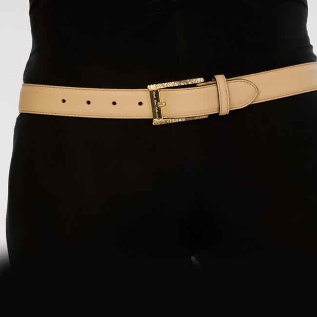 luxury leather belts Amethyst main