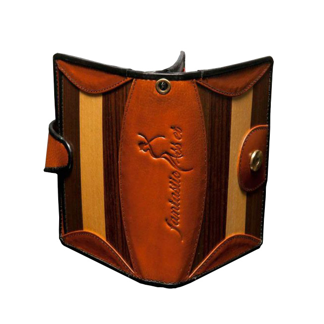 luxury leather purse Beethoven