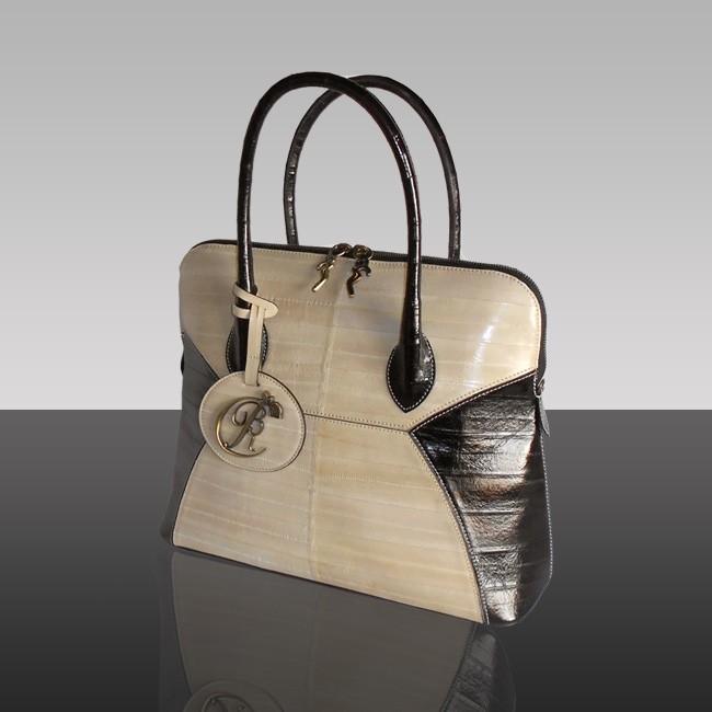 luxury leather bag Mahler
