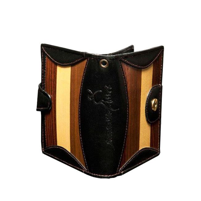 luxury leather purse Chopin