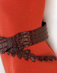 luxury leather belts diamond