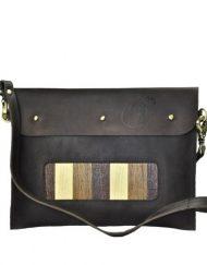 luxury ipad carrier laptop carrier black