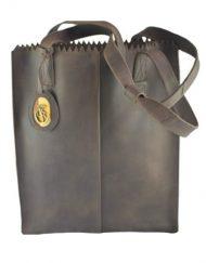 luxury leather halle bag