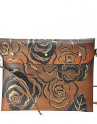 luxury iPad carrier bronze
