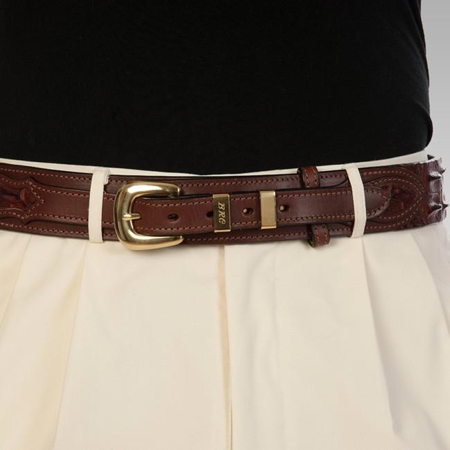 luxury leather belts jasper