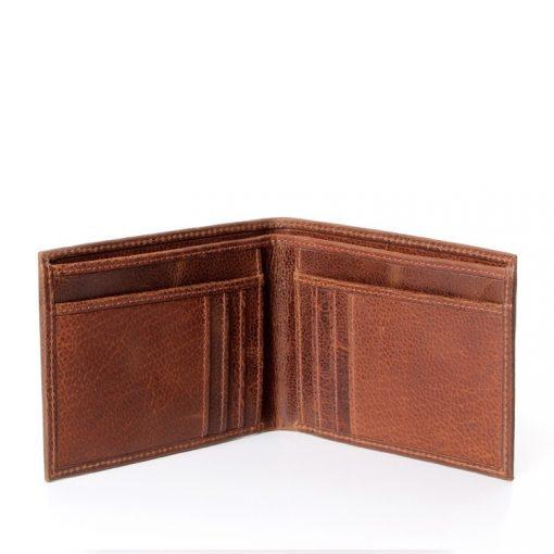 luxury leather wallet Louis V inside
