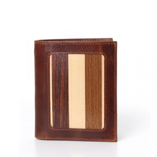 luxury leather wallet Louis VI