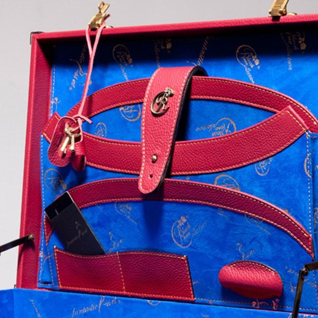 luxury leather bag mendelssohn inside