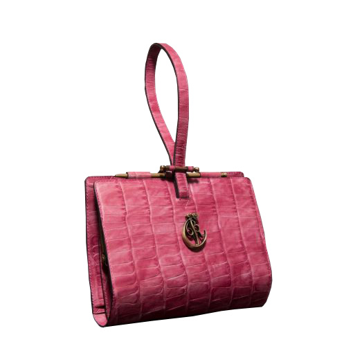 luxury leather bag Purcell