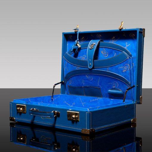 luxury leather bag rachimonof open