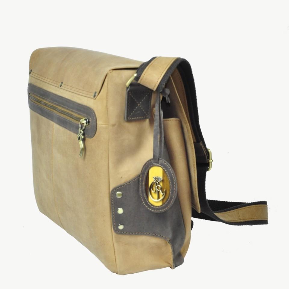 Luxury Leather Handbag romeo juliet side