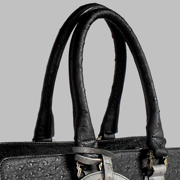 luxury leather bag Schubert Handles