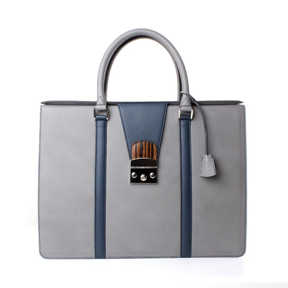 luxury leather bag Tosca