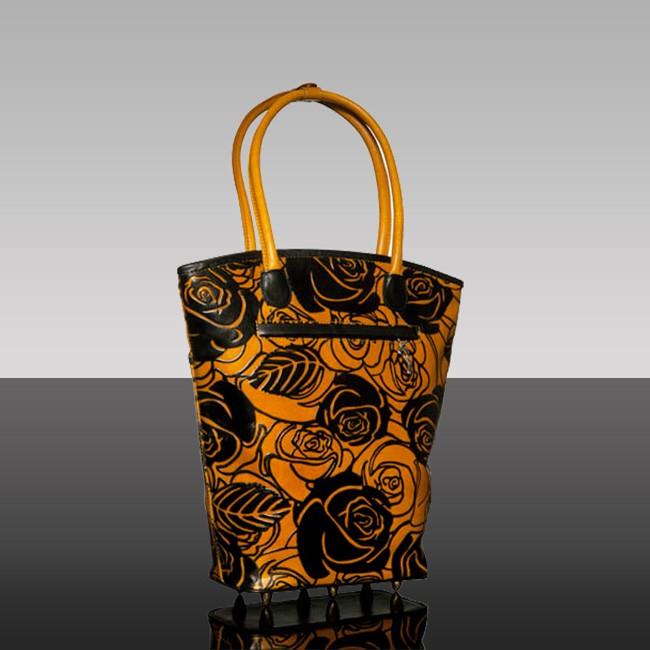 luxury leather bag Vivaldi Autum