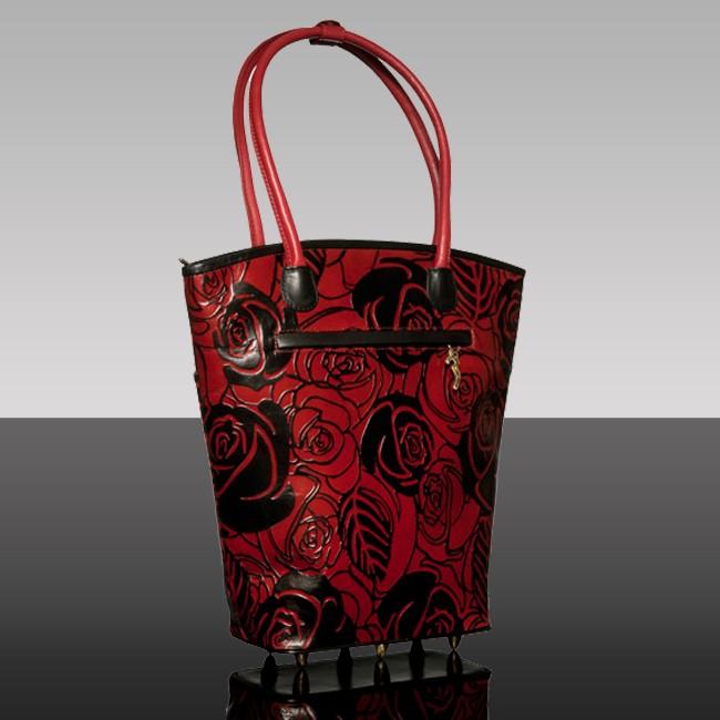 luxury leather bag Vivaldi Summer Back