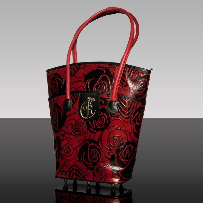 luxury leather bag Vivaldi Summer
